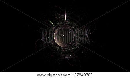 3D Neptunian Time Clock
