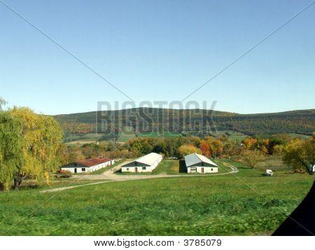 farm in catskill mountains new york