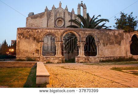 Iglesia de San Juan las catacumbas, Syracuse