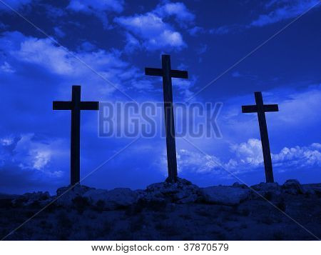 Three Crosses of Christ