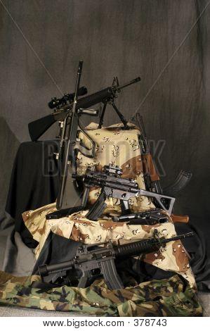 Guns  Camo