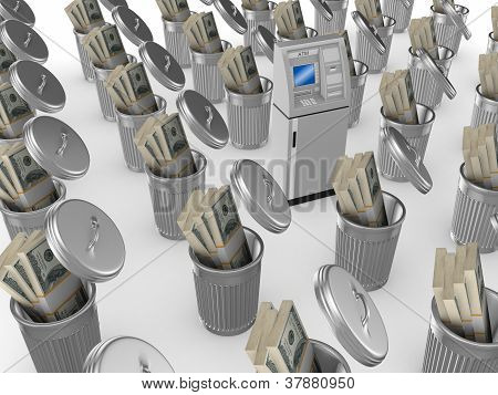 Concepto de la ATM.