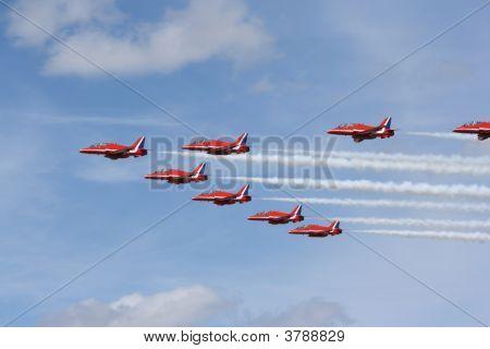 Aerobatic Team.
