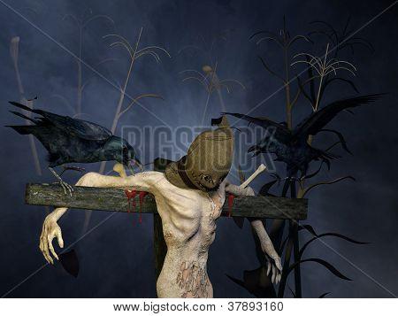Scarecrow?