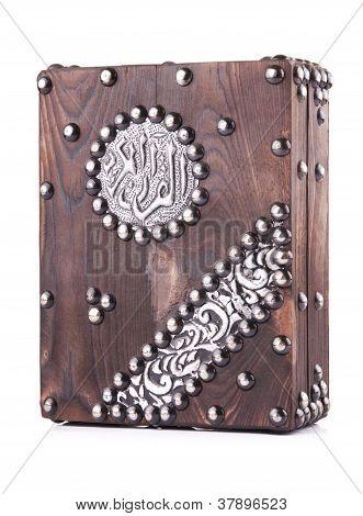 Vintage Quran Box