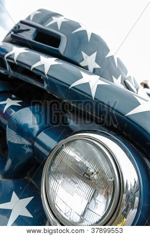 Ford F1 V8 Pick-up Model Year 1951