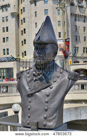 Bronze Sir Isaac Brock