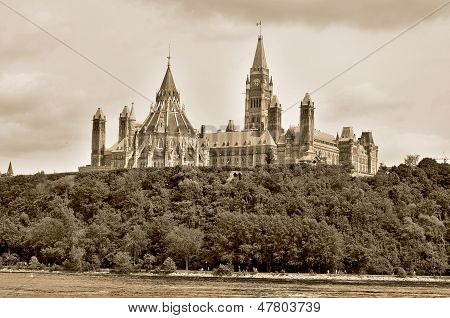 The Parliament of Canada