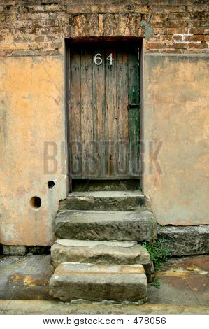 Old Door, No.64