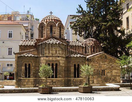 Church Of Panaghia Kapnikarea, Athens
