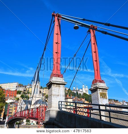 Part Of Lyon City