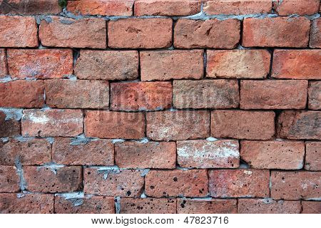 Brick Background Of Stone.