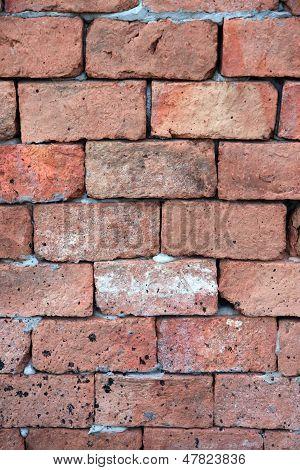 Brick Background Of Stone.