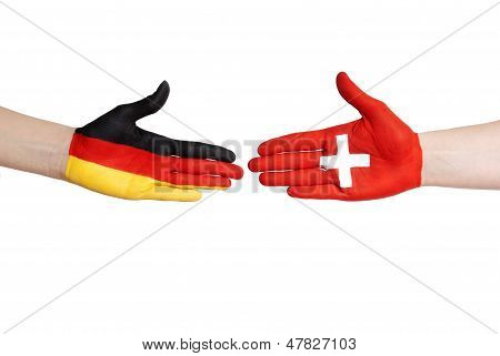 Germany And Switzerland