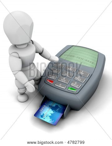3D Credit Card Payment