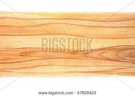 Through Burnish The Wood.