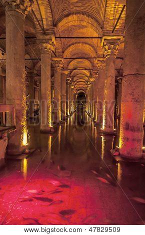 Roman Cistern