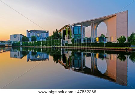 Bundeskanzleramt Berlin, Germany