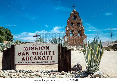 Self-titled Spanish Mission