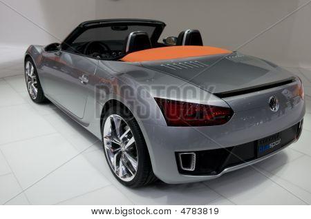 2009 Volkswagen Blue Sport Concept