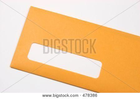 Manila Envelope Oblique