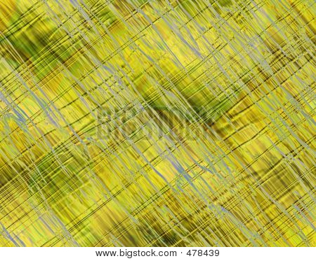 Grunge Gold Metal Background