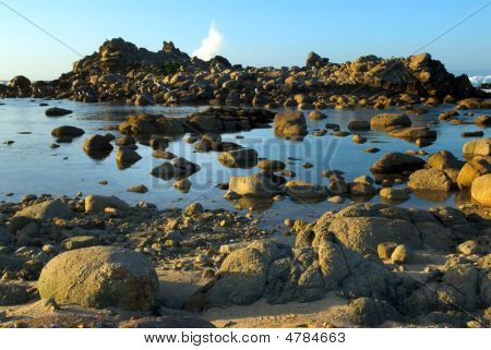 Water Spout Island