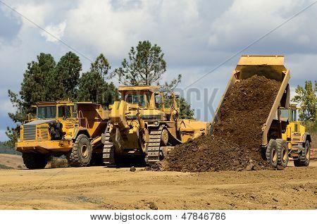 Sujeira de dumping