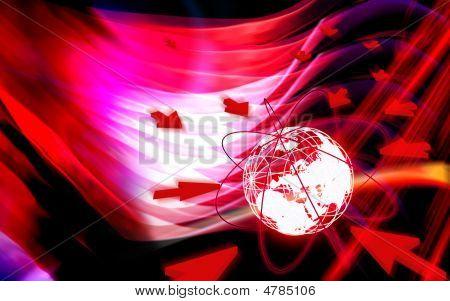 Globe And Network
