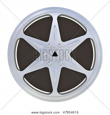 16 Mm Motion Picture Film Reel