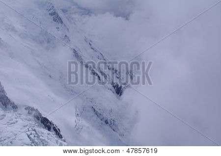 Steep Mountain Side