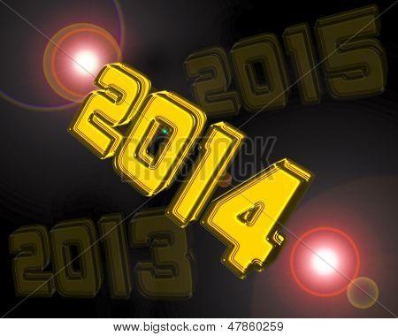 Ano novo sinal 2014