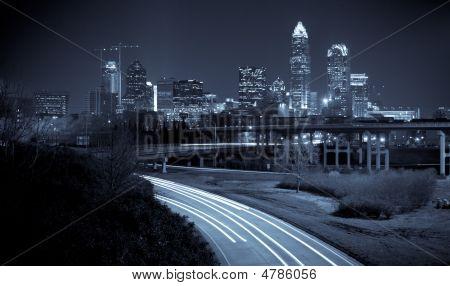 Charlotte, nc-bw