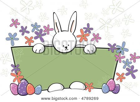 Bunny Text Panel