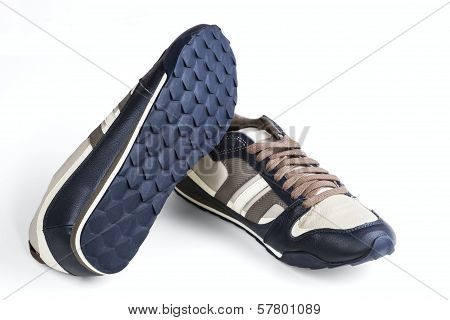 Athletic Man's Shoes