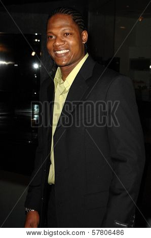 Algenis Perez Soto  at the Los Angeles Premiere of 'Sugar'. Pacific Design Center, West Hollywood, CA. 03-18-09