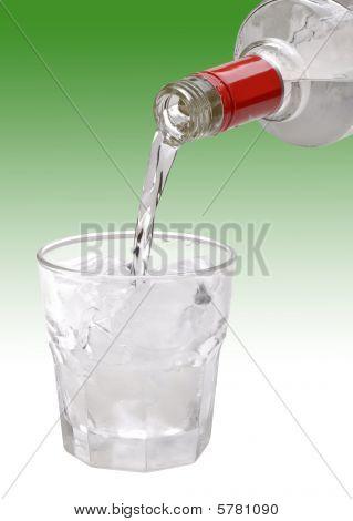 Vodka Pour
