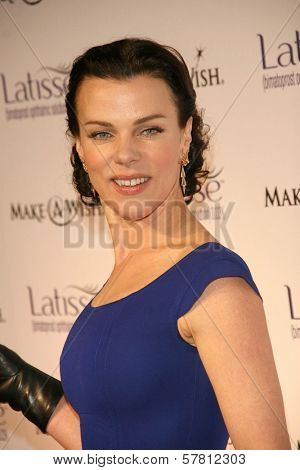 Debi Mazar at the Launch Party for Latisse, benefiting the Make a Wish Foundation. 800 North La Cienega, Los Angeles, CA. 03-26-09