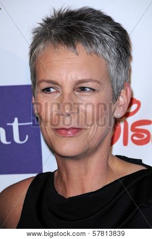 Jamie Lee Curtis  at the Starlight Children's Foundation's 'A Stellar Night' Gala. Beverly Hilton Hotel, Beverly Hills, CA. 03-27-09