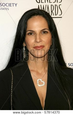 Mariana Tosca at the 23rd Annual Genesis Awards. Beverly Hilton Hotel, Beverly Hills, CA. 03-28-09