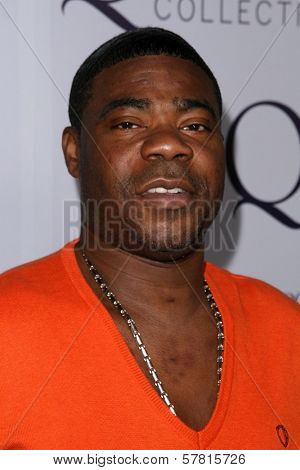 Tracy Morgan  at Queen Latifah's Birthday Party presented by Cover Girl Queen Collection. Club Light, Hollywood, CA. 03-28-09