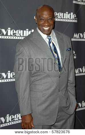 Michael Clarke Duncan at the 17th Annual Movieguide Faith and Values Awards Gala. Beverly Hilton Hotel, Beverly Hills, CA. 02-11-09