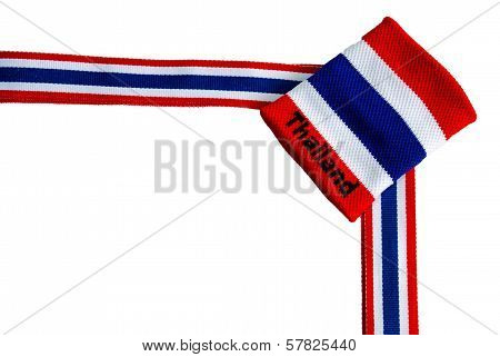 Thailand Flag Symbol, The Choice Concept Thailand.