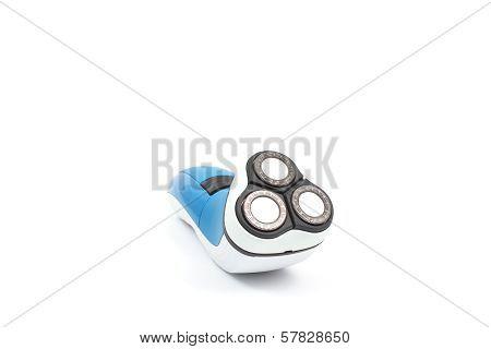 Old Blue Shaver