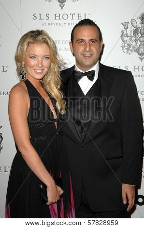 Sam Nazarian   at the Grand Opening of SLS Hotel. SLS Hotel, Los Angeles, CA. 12-04-08