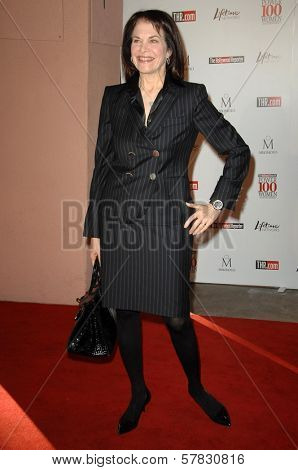 Sherry Lansing   at The Hollywood Reporter's Annual Women In Entertainment Breakfast. Beverly Hills Hotel, Beverly Hills, CA. 12-05-08