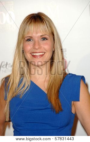 Sally Pressman   at The Hollywood Reporter's Annual Women In Entertainment Breakfast. Beverly Hills Hotel, Beverly Hills, CA. 12-05-08