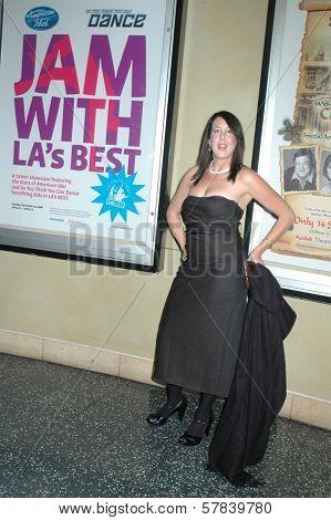 Jaime Laurin   at LA's Best Community Jam Against Violence and talent showcase. Kodak Theatre, Hollywood, CA. 12-14-08