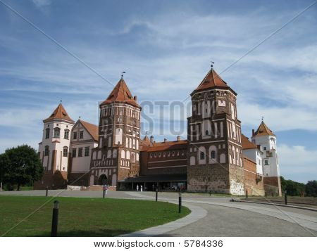 fortress Mir, Belarus