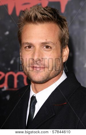 Gabriel Macht   at the Los Angeles Premiere of 'The Spirit'. Grauman's Chinese Theatre, Hollywood, CA. 12-17-08